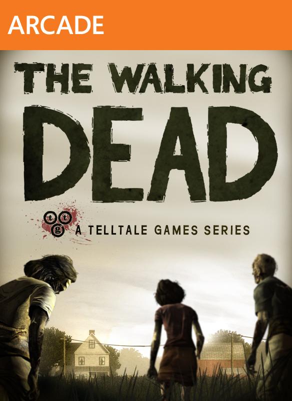 The walking dead  (XBOX360)