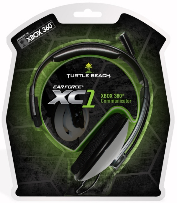 TURTLE BEACH EAR FORCE XC1 (XBOX360)
