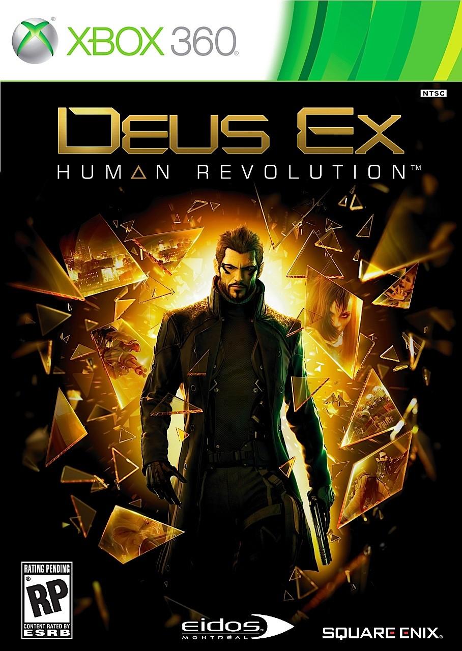 Deus Ex – Human Revolution (XBOX360)
