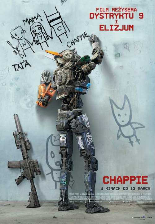 Chappie oraz Chappie grafitti event