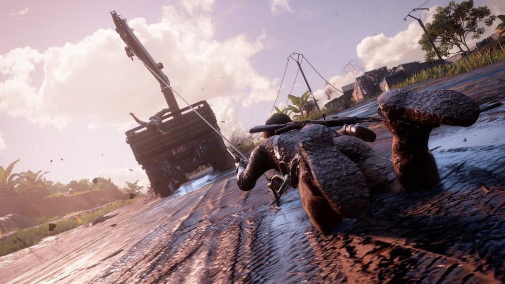 Uncharted 4: Kres Złodzieja - recenzja