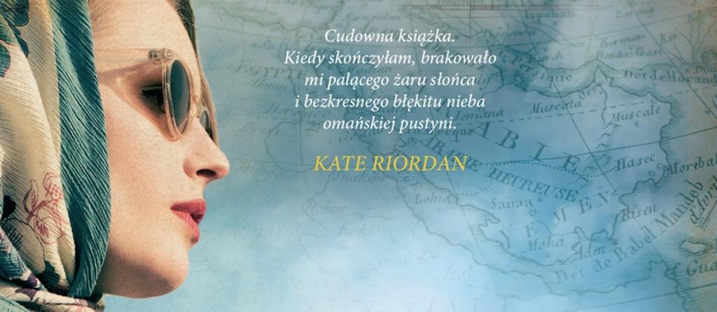 Katherine Webb - Angielka recenzja