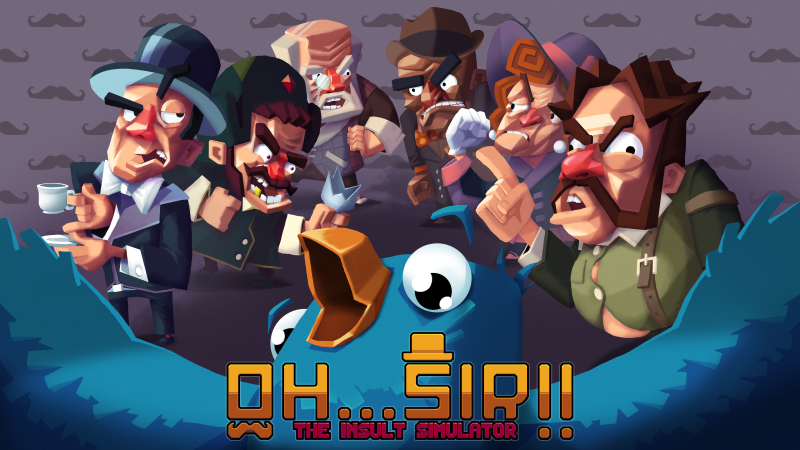 Oh…Sir! The Insult Simulator - recenzja