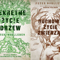 Peter Wohlleben – Sekretne życie drzew + Duchowe życie zwierząt – recenzja