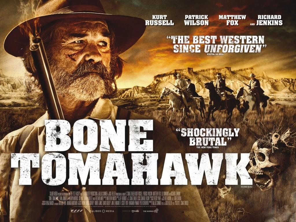 Bone Tomahawk - recenzja