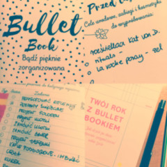 """""""Twój rok z Bullet Bookiem"""" oraz """"Bullet Book. Bądź pięknie zorganizowana"""" – recenzja"""