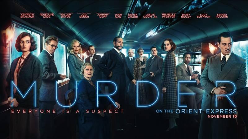 Morderstwo w Orient Expressie - recenzja