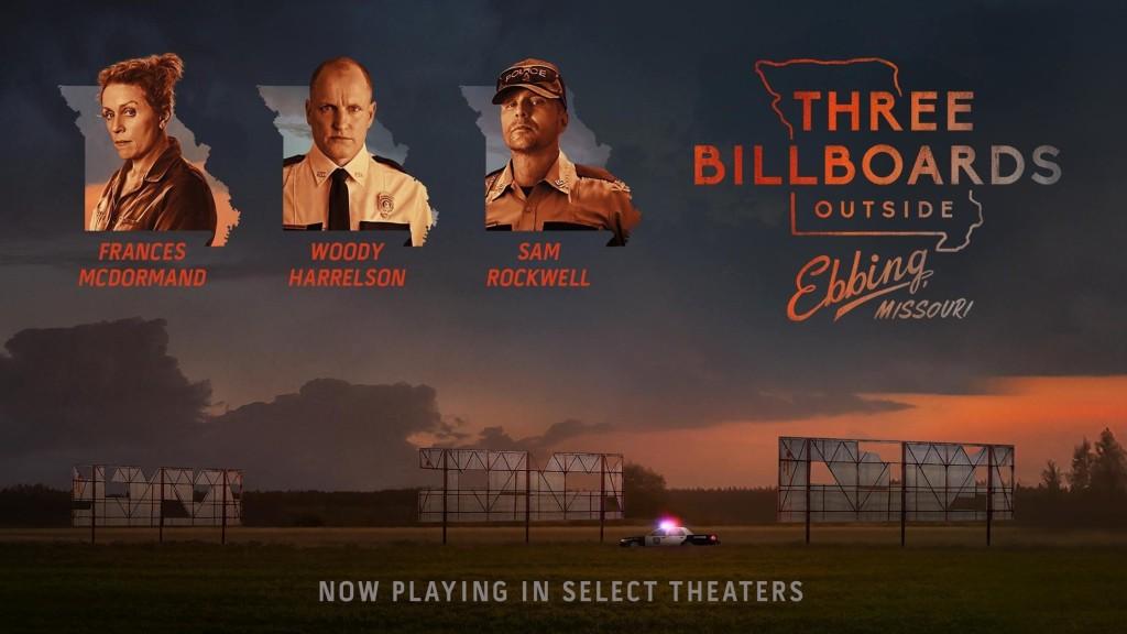 Trzy billboardy za Ebbing, Missouri - recenzja