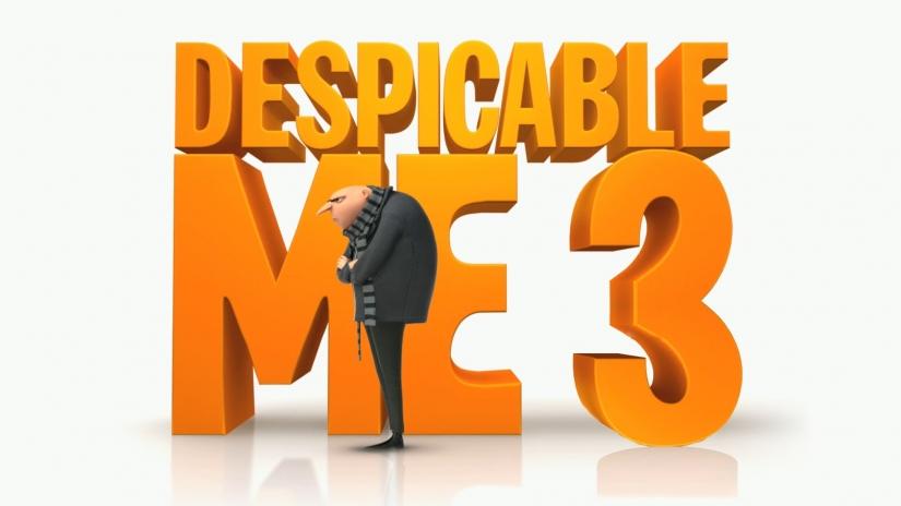 Despicable Me 3 - recenzja