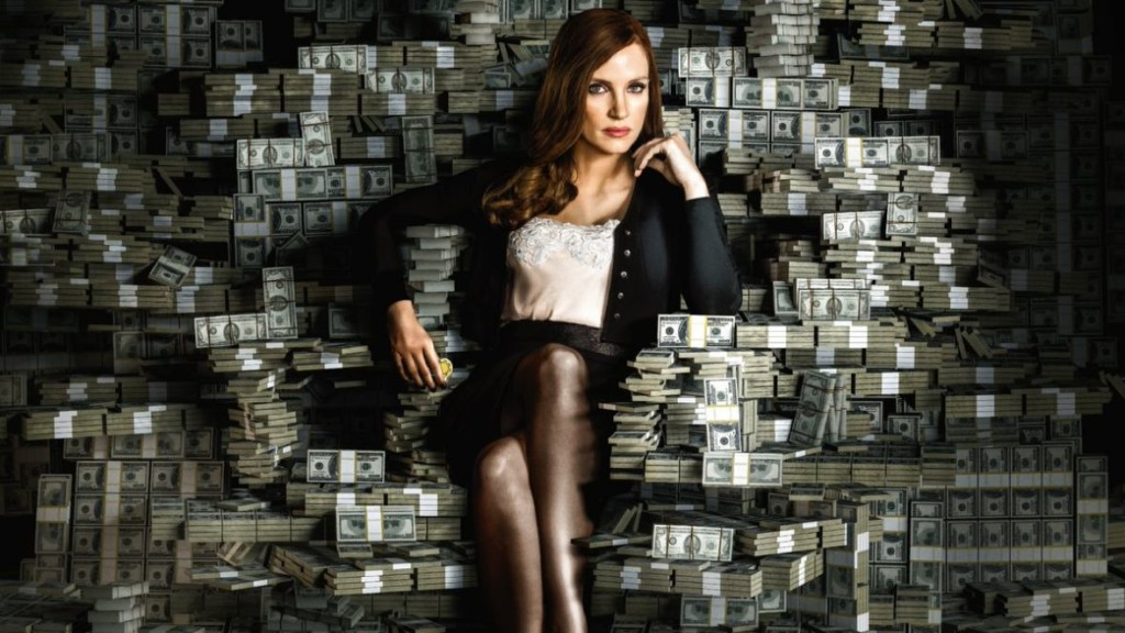 Molly's Game - recenzja