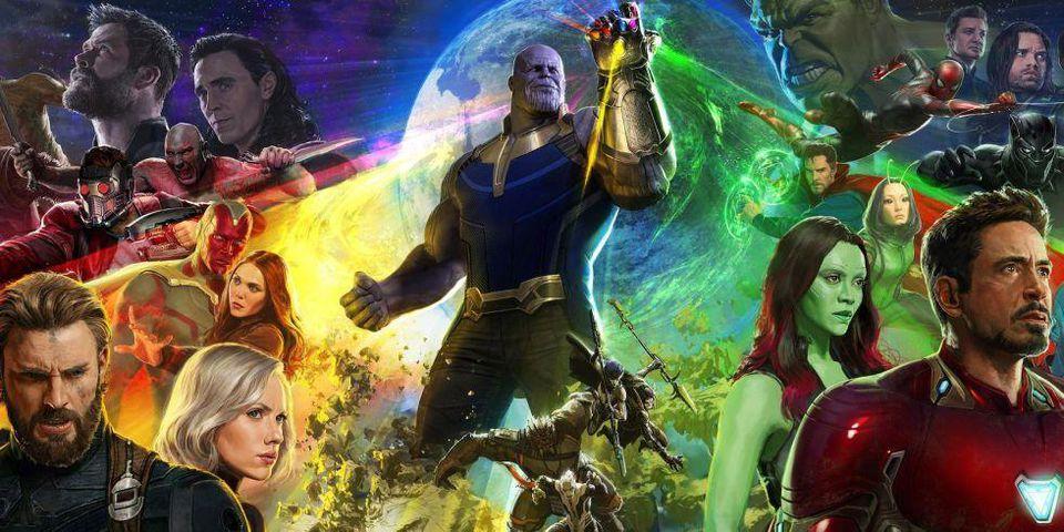 Avengers Infinity War - recenzja1