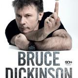 Bruce Dickinson – Do czego służy ten przycisk? – recenzja