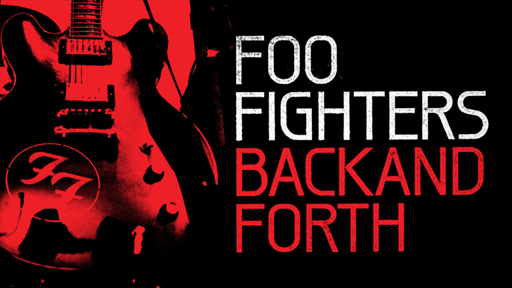 Foo Fighters. Backand forth - recenzja1