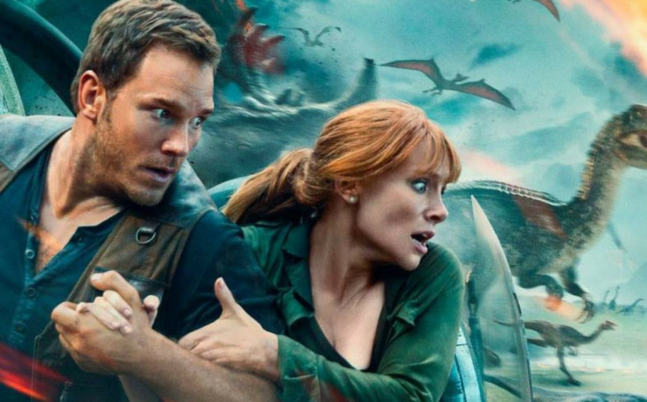 Jurassic World Upadłe królestwo - recenzja