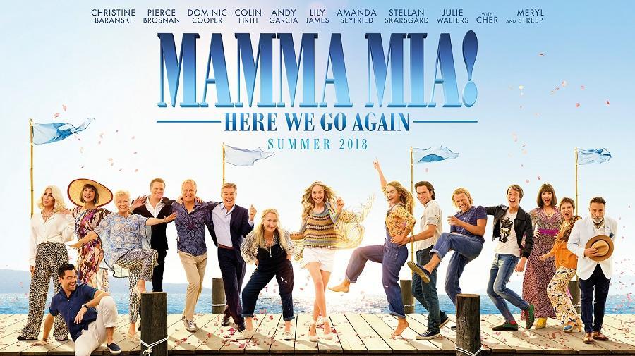 Mamma mia 2 - recenzja