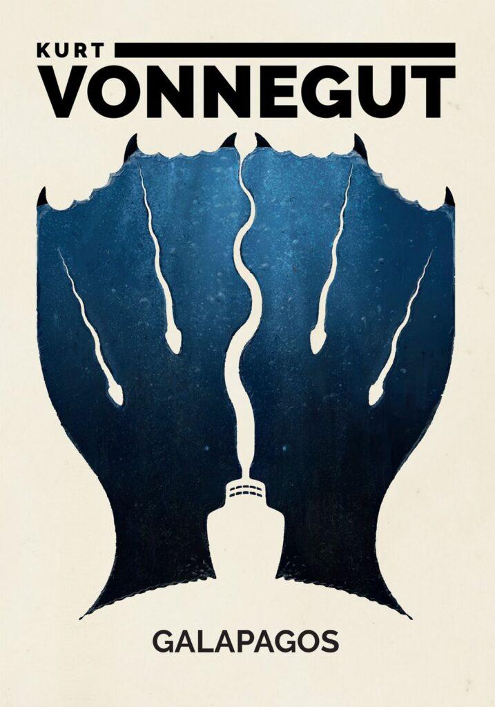 Kurt Vonnegut Galapagos recenzja